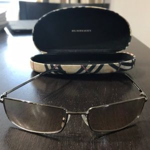 Burberry Sunglasses with carrying case